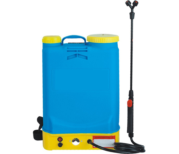 16L Battery Operated Sprayer, Knapsack Sprayer, Rechargeable Sprayer Pump