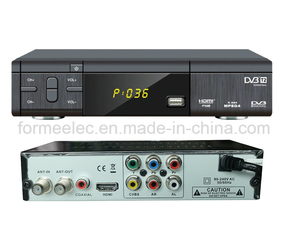 Digital Video Broadcasting DVB-T2 DVB-T HD FTA
