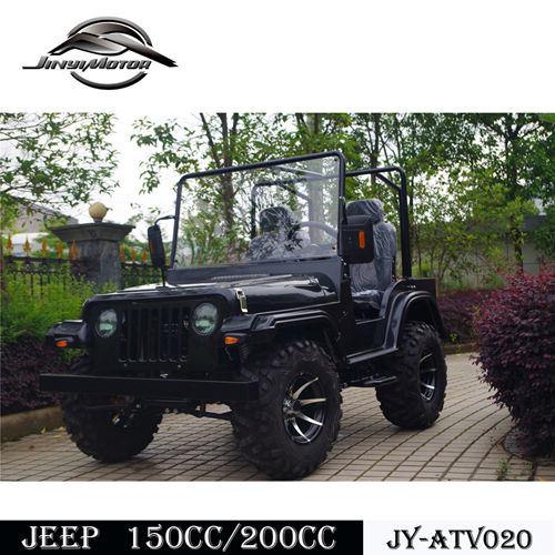 4 Storke CVT with Reverse 200cc UTV Buggy with Ce Approved (JY-ATV020)