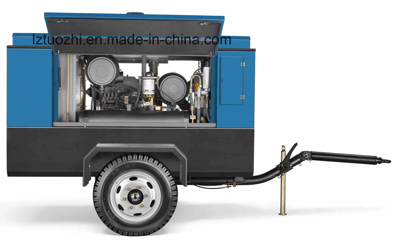 Atlas Copco Liutech 300cfm 14bar Blasting Portable Air Compressor