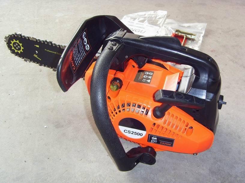 High Quality 25cc Motor Chain Saw