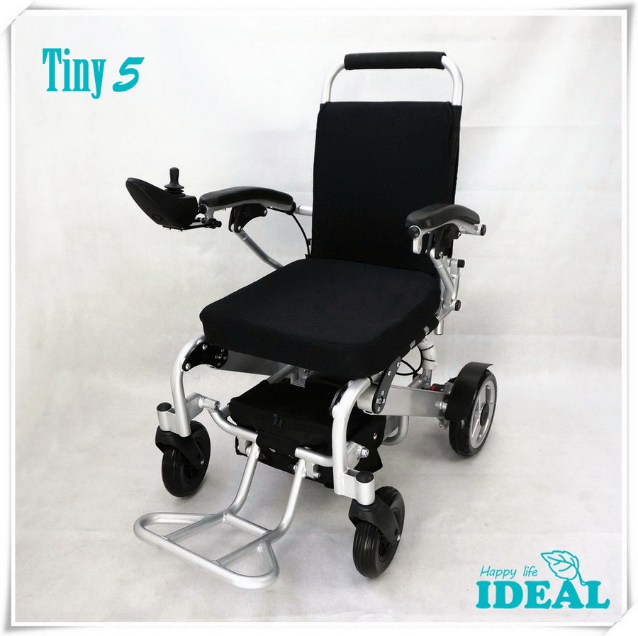 Tiny 5 Foldable Electric Wheelchair