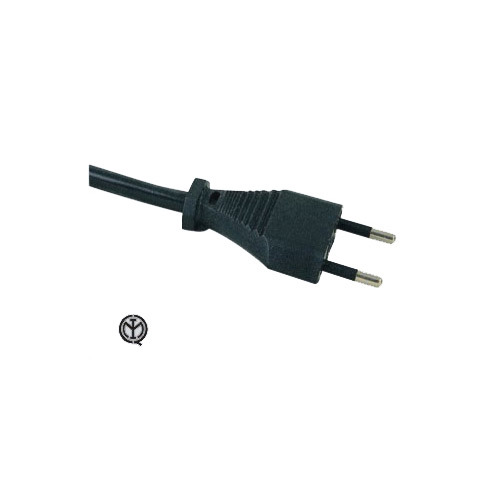 16A Italy Standard 2-Pin Power Cord (I2-16)