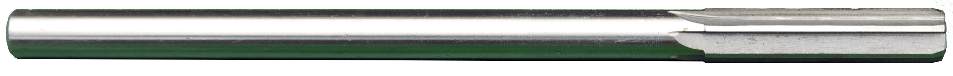 HSS Machine Chucking Reamer with Straight Shank and Straight Flute