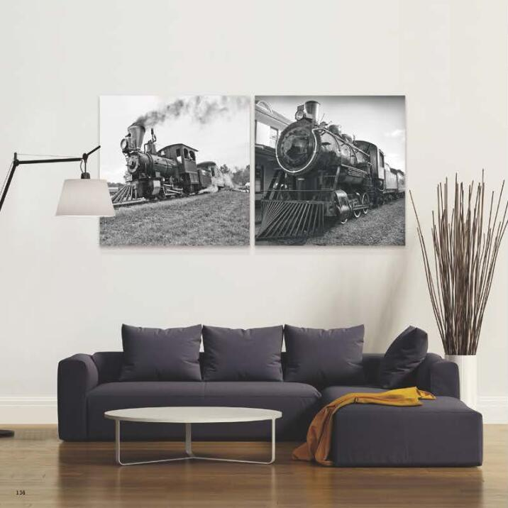 Hot Sell Furniture Decor Canvas Printing
