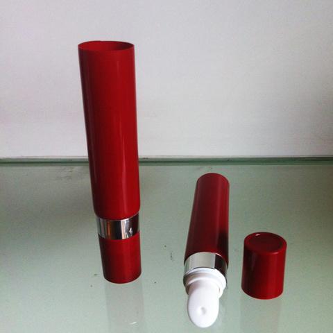 Squeeze Eyecream Cosmetic Plastic Tube with Screw Cap