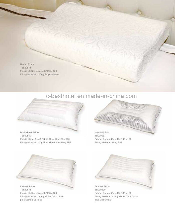 Luxury Five-Star Hotel Feather Pillows