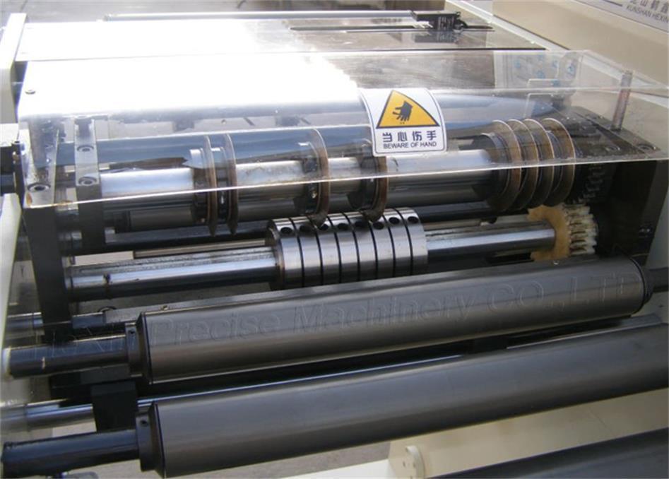 High Precision Automatic Slitter Machine