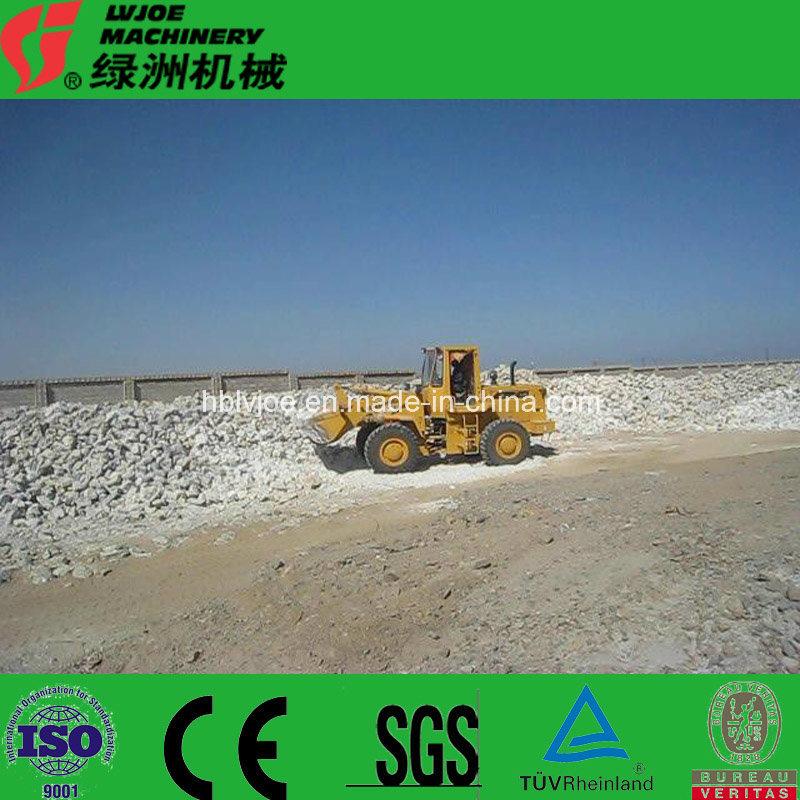 Automatic Plaster of Paris /Gypsum Powder Production Line