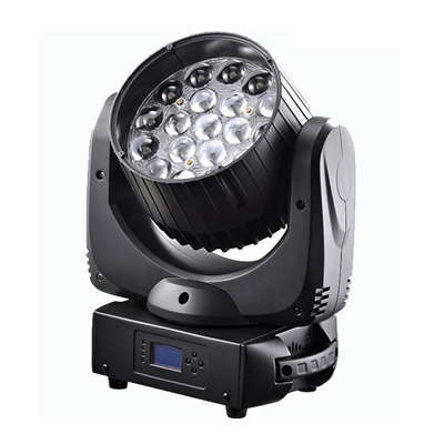 19X12W Osram Zoom LED Beam Moving Head Light