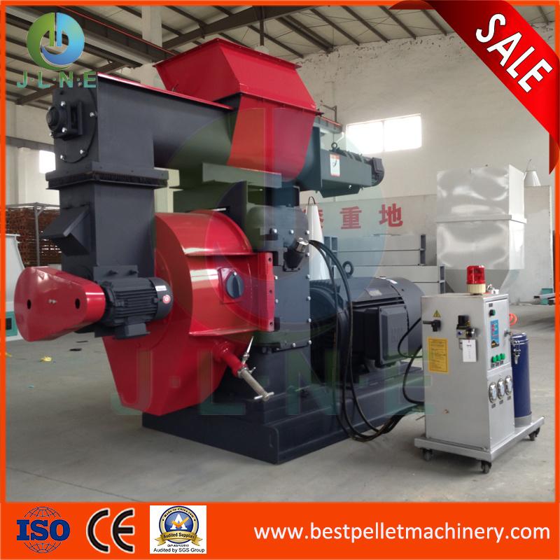 China Manufacturer Biomass Wood Pellet Machine