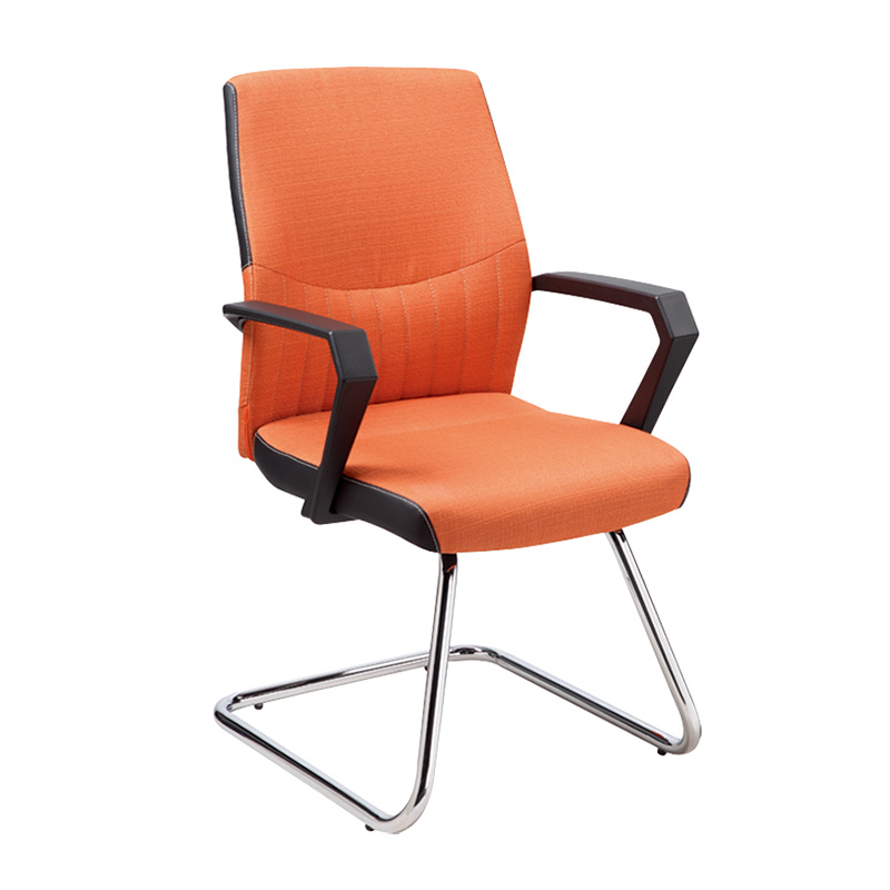 Modern Office Furniture Fixed Mesh Plastic Computer Visitor Chair (FS-8825V)
