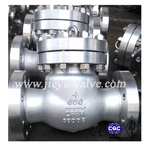 API Flange Wcb Swing Check Valve/Non-Return Valve