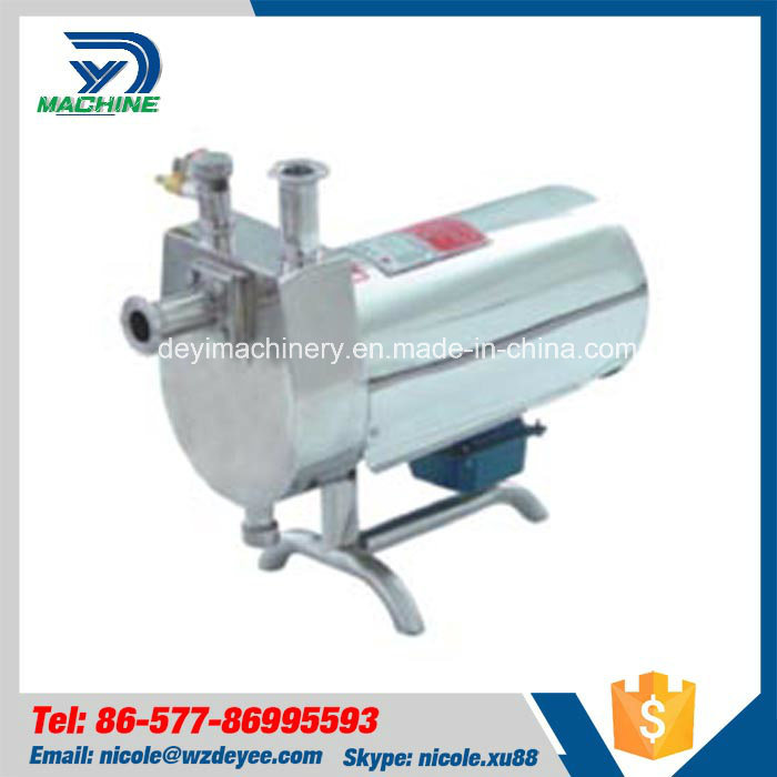 Sanitary Stainless Steel Juice Centrifugal Pump (DY-P028)