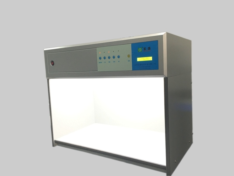 Standard Multi-Light Color Assessment Cabinet with Factory Price