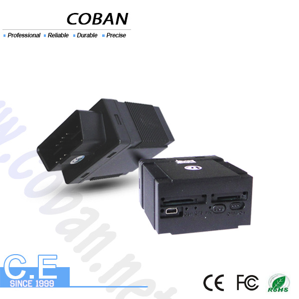 OBD II GPS Car Tracker with Accumulative Mileage GPS306