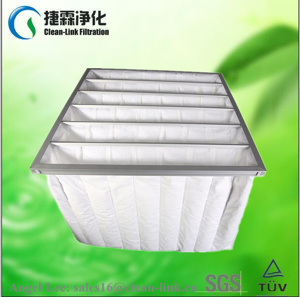 Pocket Filter Media for Air Filter (manufacturer)