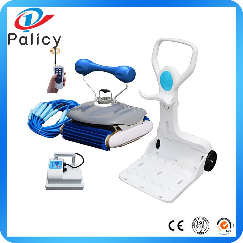 Automatic Swimming Pool Grampus Robotic Cleaner, Swimming Pool Equipment Set Robot Vacuum