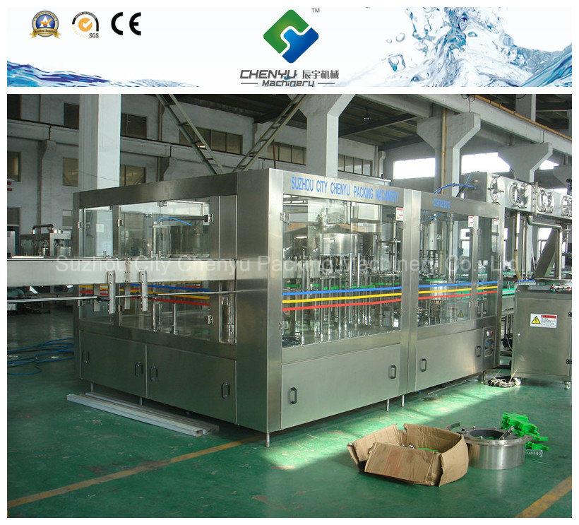 Automatic Fresh Water Filling Machine