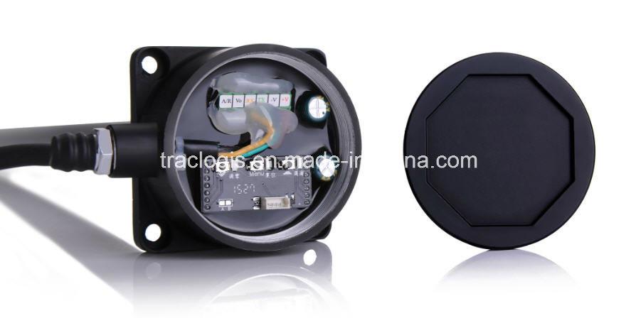 Capacitive Fuel Sensor for Fuel Consumption Monitoring