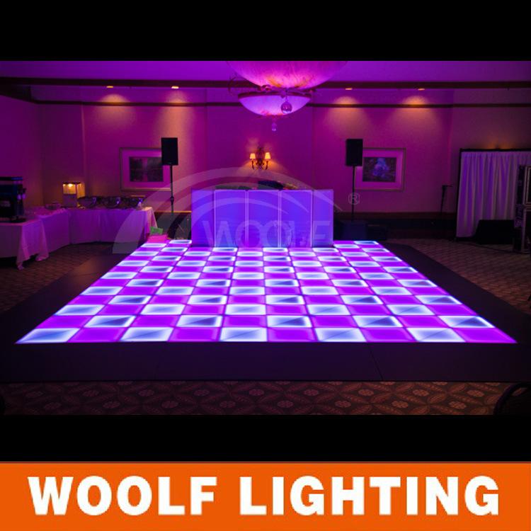 Woolf KTV Bar Party DMX512 RGB LED Dance Floor