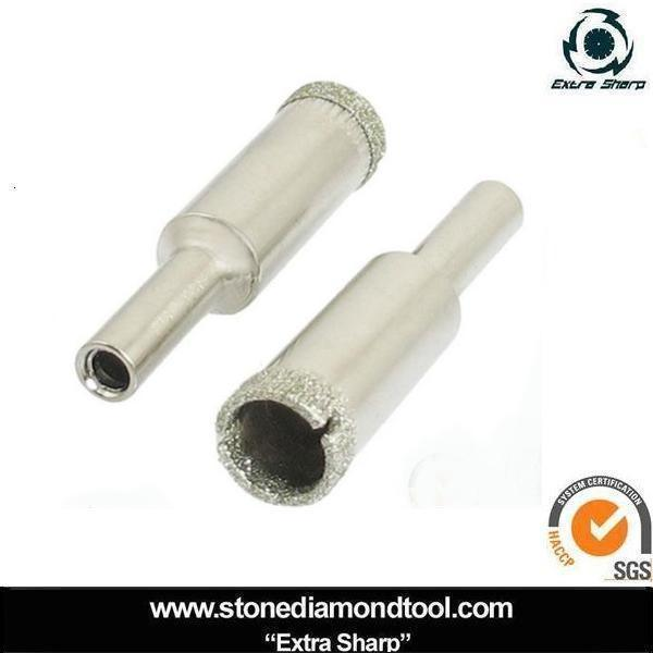 Glass Tile Shank Electroplated Core Drill Bits