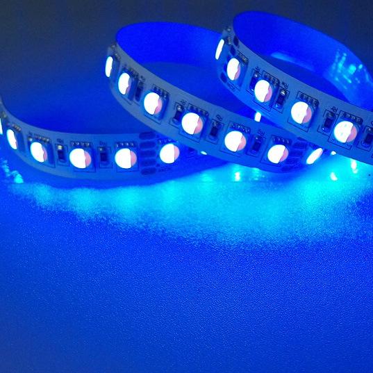 60LEDs/M 5050 White Flexible LED Strip Light