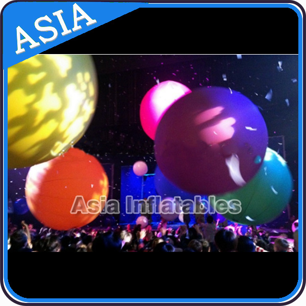 Inflatable Beach Ball Balloon Throwing Air Ball