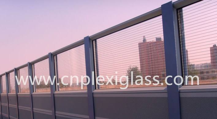 Acrylic Sound Barrier/ Acrylic Noise Panel/ Acrylic Acoustical Board/Plexiglass Panel