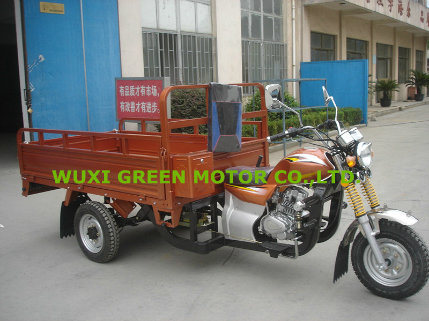 250cc/200cc/150cc Three Wheel Motorcycle, Tricycle, Cargo Tricycle (GM200ZH-F1E)