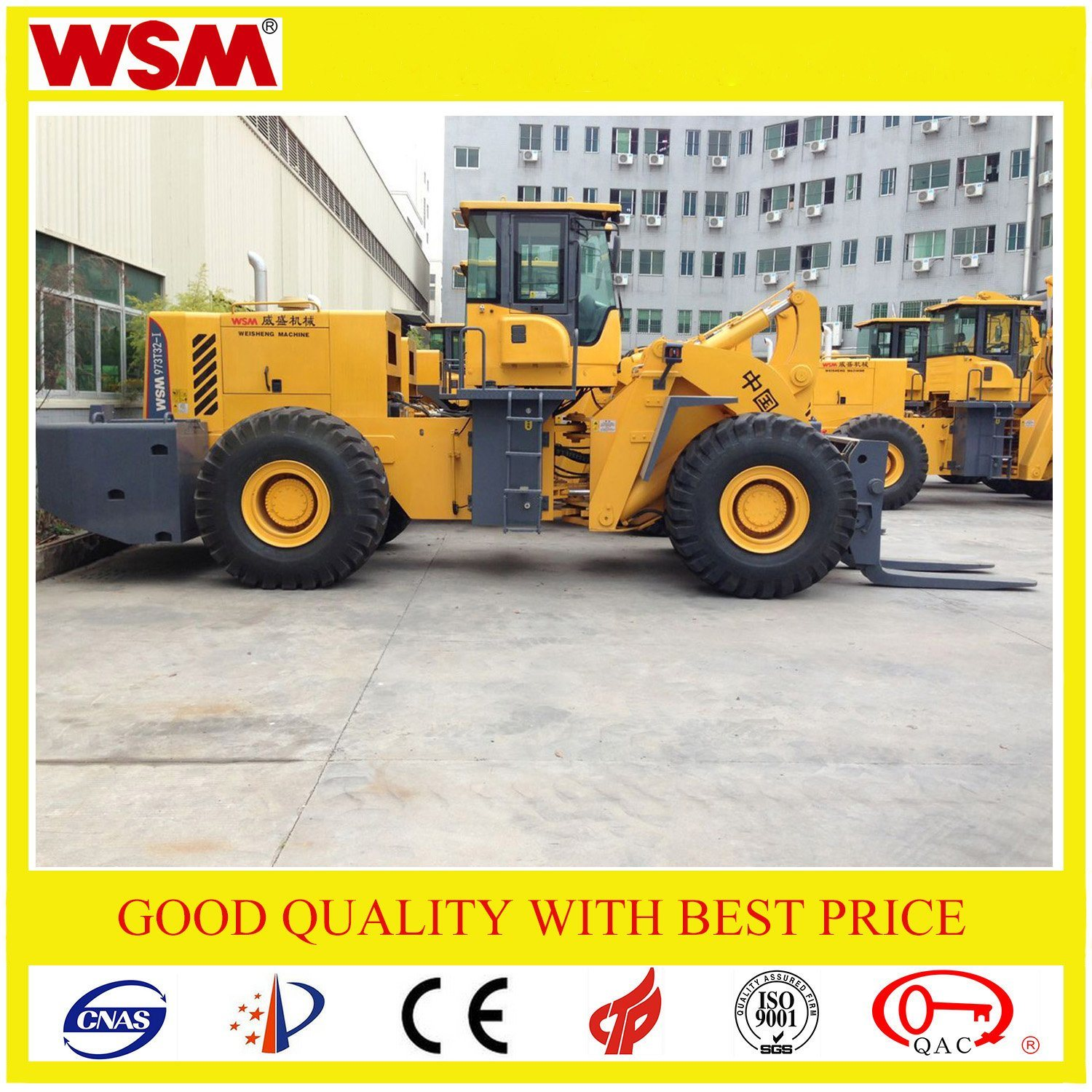Mermer Machinery, Granite Machinery Forklift Loader
