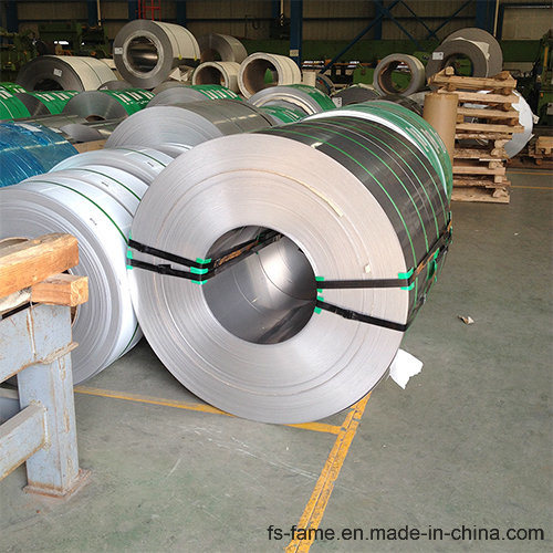 Cold Rolled 2b Surface 304 Stainless Steel Coil
