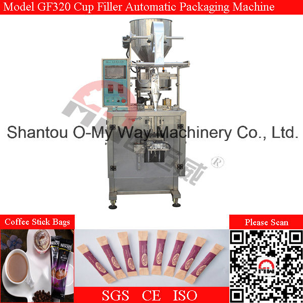 Pneumatic Coffee Stick Powder Automatic Packing Machine