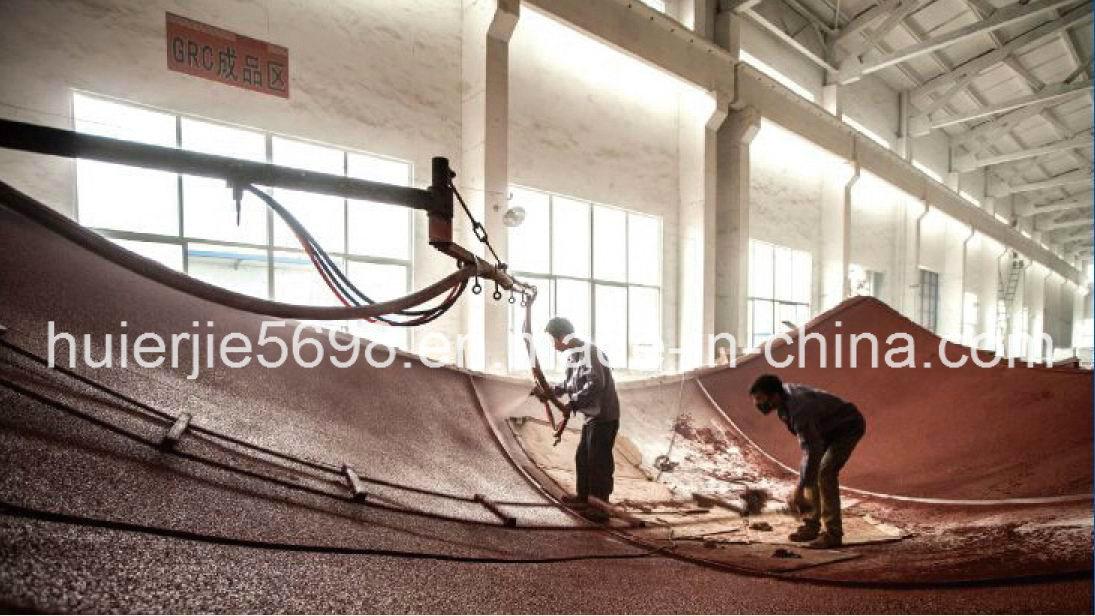 Arg Fiberglass Spray Roving Zro2 16.7% for Grc Cladding Panels