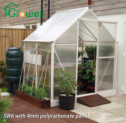 Classic Design Walk-in Green House (SW6)