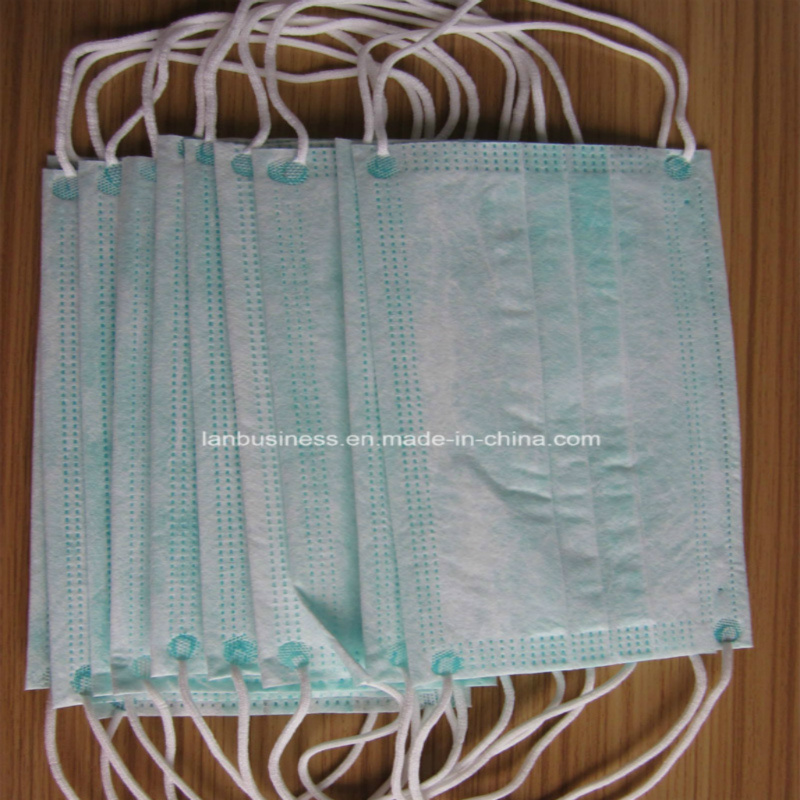 Ly Disposable Non-Woven Medical Face Mask