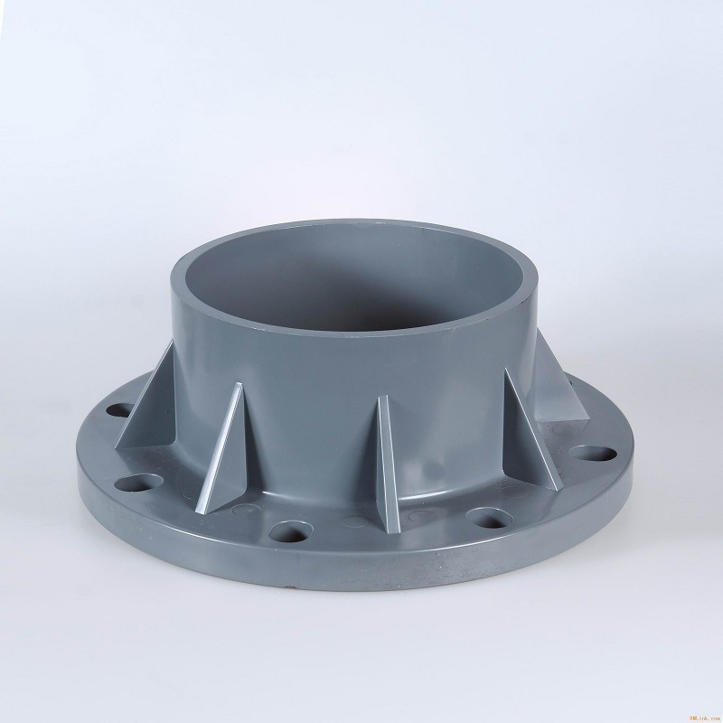 UPVC Pipe Fitting Flange High Quality
