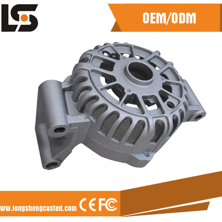 Aluminum Casting Other Used Motorcycle Spare Parts