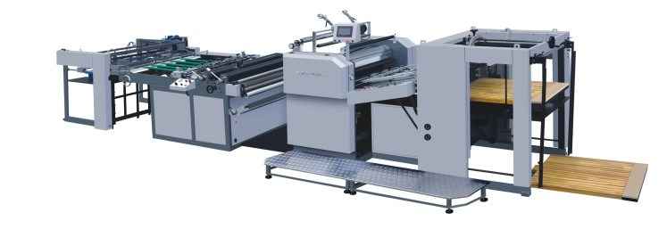 Fully Automatic High Speed Automatic Laminator