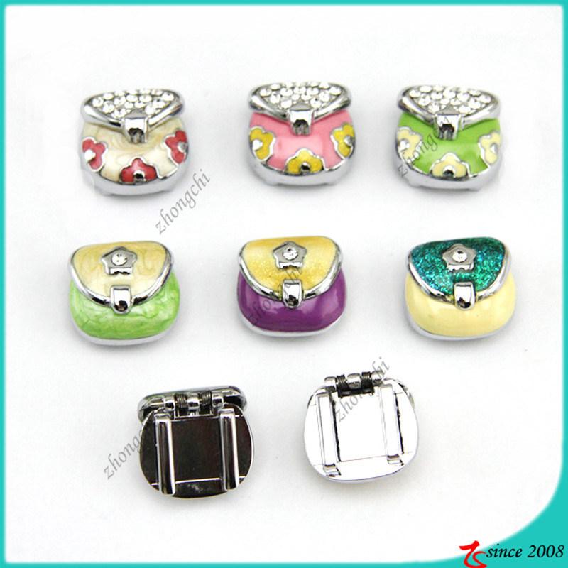 Fashion Bag Slider Charms Wholesale (SC16040945)