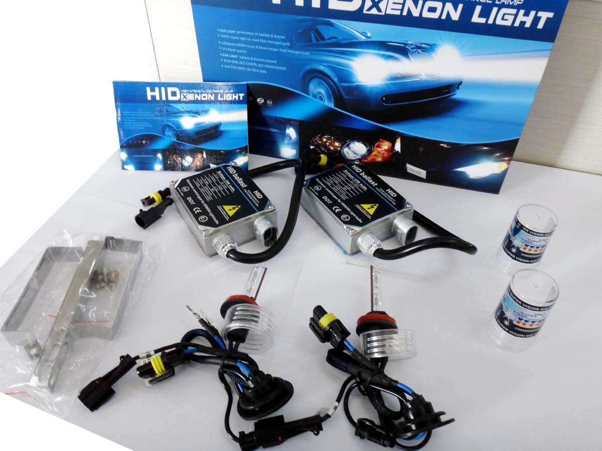 Hot Sale AC 55W HID Xenon Kit H9 (Reguar ballast) High Quality HID