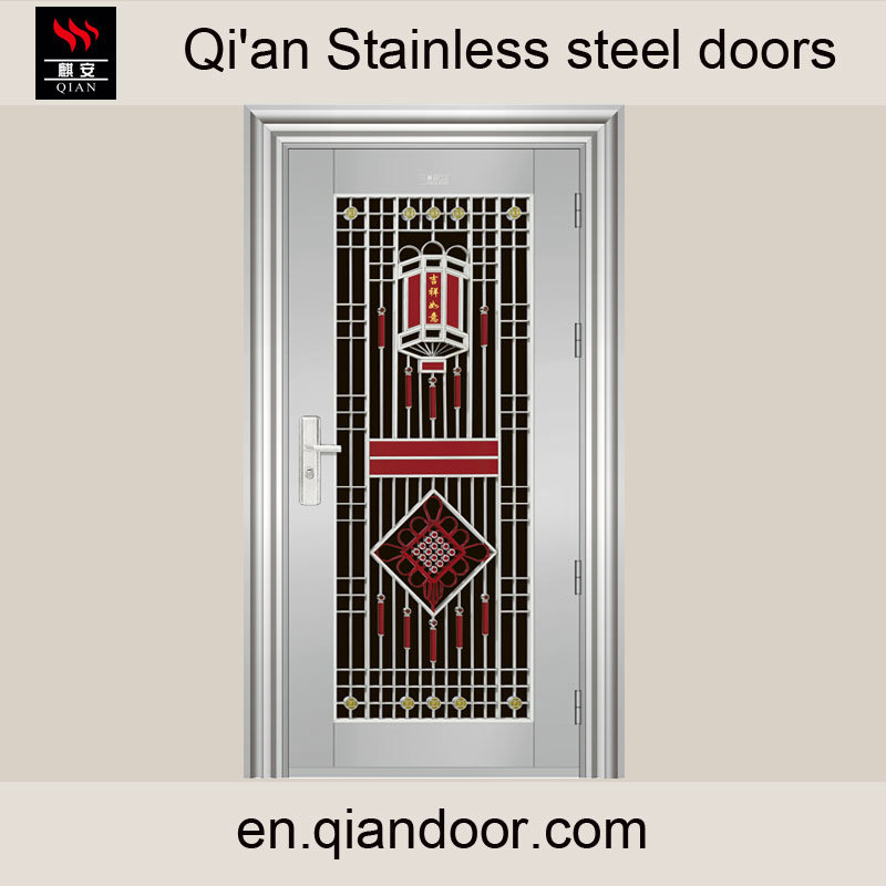 Stainless Steel Security Door