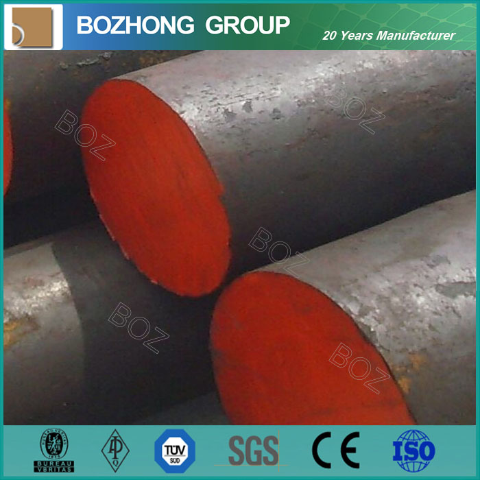 DIN 1.2312 Mould Steel in Flat Bar