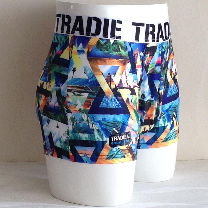 New Design Boxer Short Sublimation Printed Mens Underwear