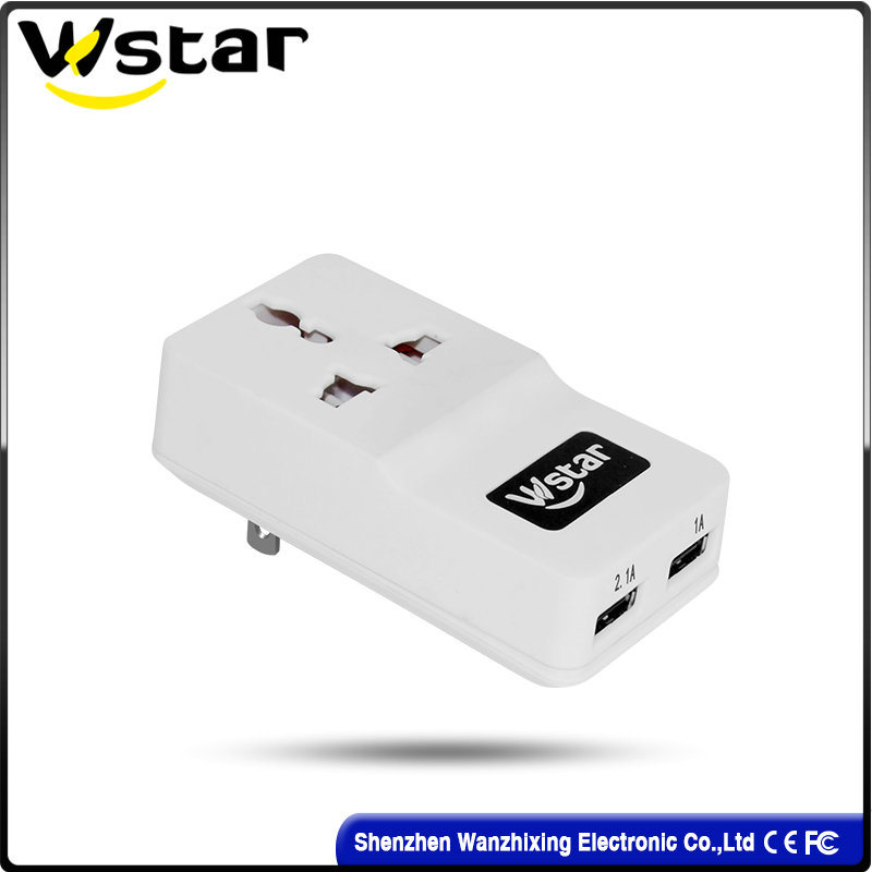 Two Colours All Country Standard Travel Charger