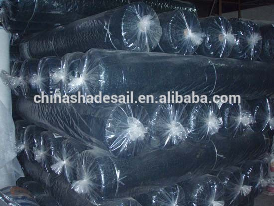 Black Color Agriculture HDPE Fabric Shade Net / Shade Cloth (Manufacturer)