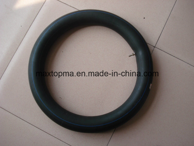 Motrocycle Butyl Rubber Inner Tube / Bike Tyre Inner Tube