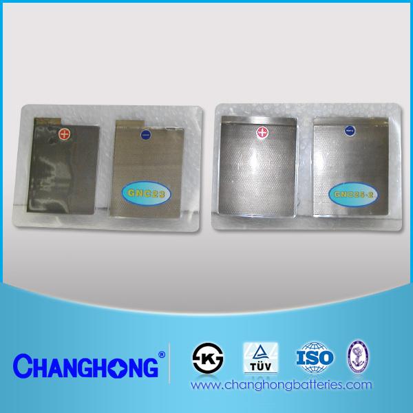 Changhong Sintered Electrode for Nickel Cadmium Battery