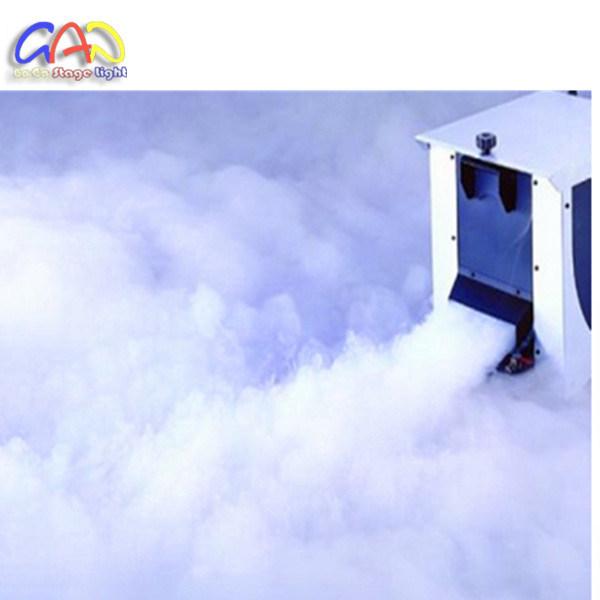Stage Special 3000W Low Lying Fog Machine / Low Smoke Machine