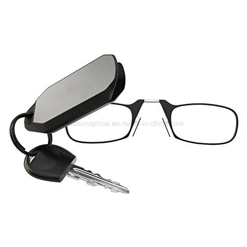 Hot Sale Wholesale Keychain Reading Glasses for Without Arm